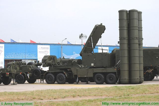 Russia and Turkey progress in talks for the purchase of S 400 air defense missile system 640 001