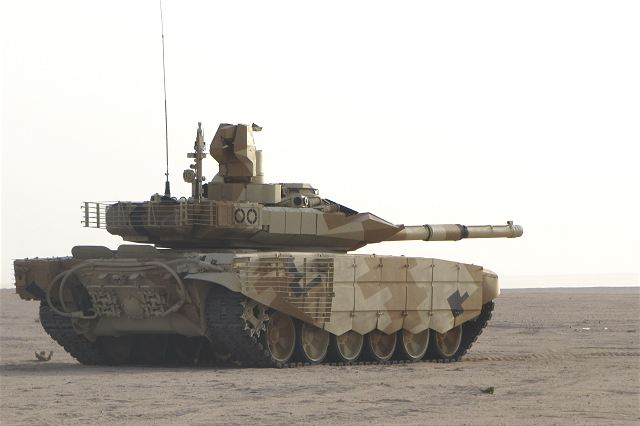 Russia is in talks with Saudi Arabia for the sle of T-90MS main battle tanks (MBT), Rostec Corp. Director General Sergei Chemezov has told the Rambler News Service during an interview. The T-90MS was presented for the first time at Russian Expo arms in September 2011. In September 2016, Russian Company UralVagonZavod has announced that the T-90MS was ready for production.