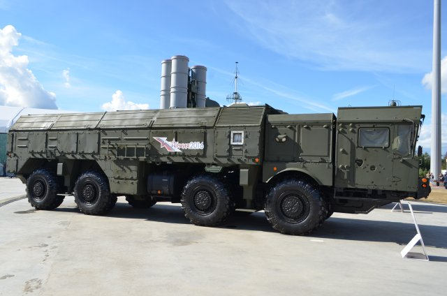 Russia rearms over 80 of missile large units with Iskander system 640 001