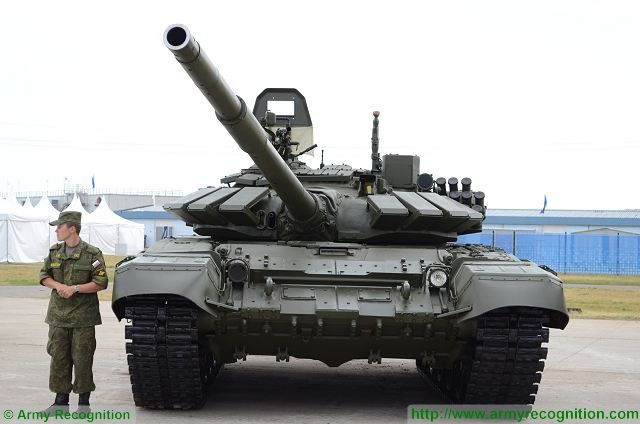 The T 72B3 becomes the standard main battle tank of the Russian armed forces 640 001