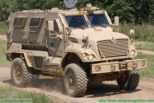 Navistar Defense LLC, Lisle, Illinois, was awarded a $440,000,000 firm-fixed-price, foreign military sales contract (United Arab Emirates) for the reset and upgrade of 1,085 Mine Resistant Ambush Protected MaxxPro Excess Defense Article vehicles, and the delivery of specified sets, kits, packages, and technical publications, for the government of United Arab Emirates under Foreign Military Sales case AE-B-ZVA.