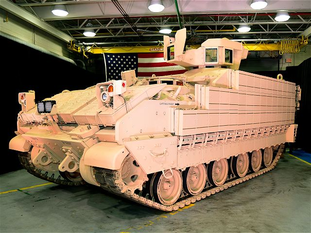 US army budget request for 2018 will include funds to accelerate purchase of AMPV armoured 640 001