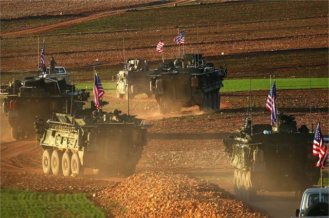 United States to send 400 additional soldiers including Marines and Rangers in Syria 640 001