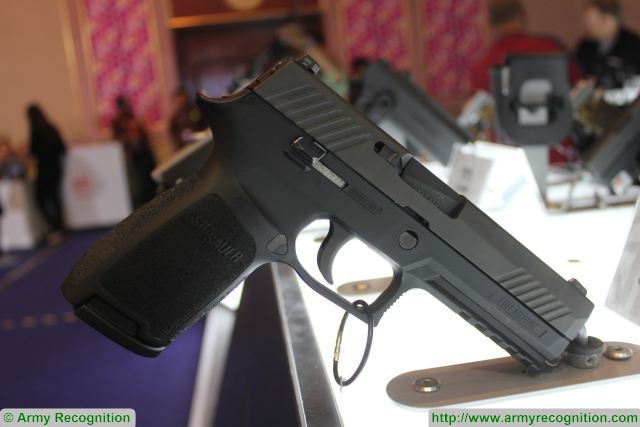 The US Army announced on Wednesday that the 101st Airborne Division will be its first unit to be equipped with the SIG Sauer P320 semi-automatic pistol, winner of the 2016 Modular Handgun System (MHS) competition. The P320 is meant to eventually replace the Beretta M9 as the US Military's standard service pistol.