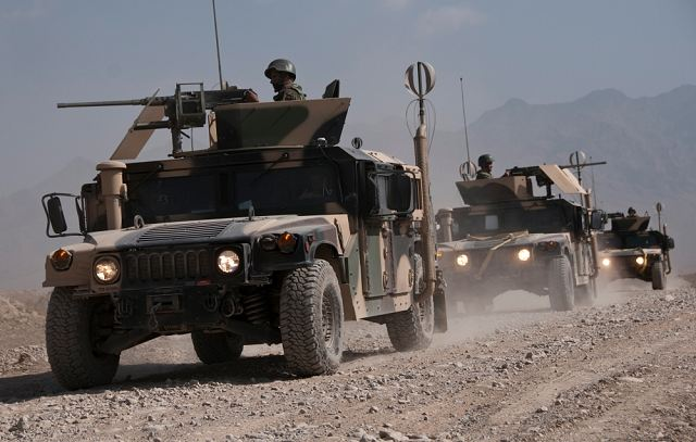 The U.S. Department of Defense announced on April 27, 2017 that it had awarded a contract to AM General LLC for the procurement of over 200 High Mobility Multipurpose Wheeled Vehicles (HMMWVs), to be supplied to the Iraqi government.