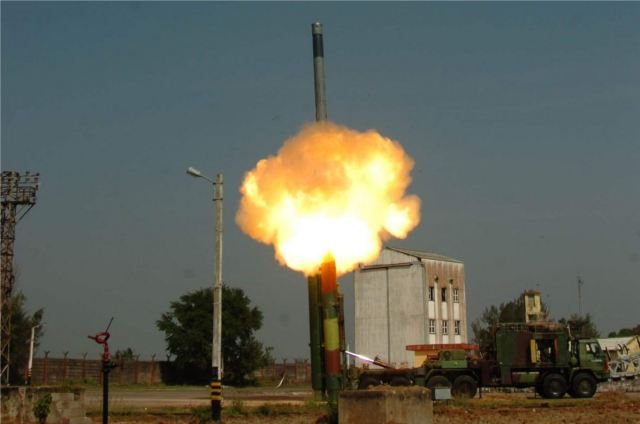 On May 2-3, India`s South-Western Command's Corps 'Strike One' has conducted two successful launches of the BRAHMOS Block III land-attack cruise missiles, the Press Information Bureau (PIB) of India`s Government said.