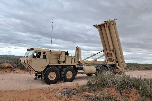 According to some US officials, the Terminal High Altitude Area Defense (THAAD) system is operational and can protect South Korea against North Koreal missiles. The Terminal High Altitude Area Defense (THAAD) is an advanced defensive anti-missile system that incorporates a long-range radar used to track incoming ballistic missiles in their terminal phase of flight.