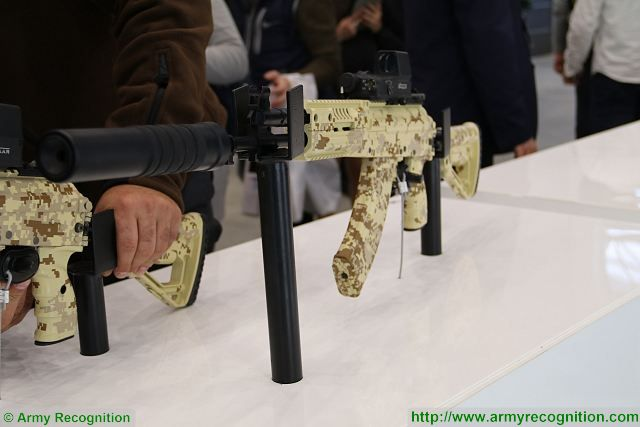By the end of the year the Russian military can choose a submachine gun to equip the new Ratnik outfit. At present automatic rifles of two producers are undergoing tests - Kalashnikov (AK-12 and AK-15) and Kovrov enterprise (A545, A762). It is possible that both rifles will become operational, Lenta-ru online publication said.
