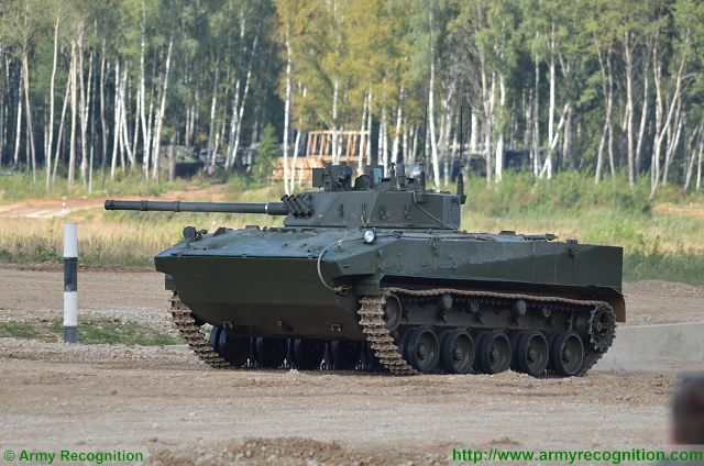 The Russian Airborne Forces will receive over 300 combat vehicles BMD-4M and BTR-MDM by 2020, Commander Colonel-General Andrei Serdyukov said. Artillery units and detachments will get over a hundred modern radar reconnaissance means, guns, mortars and antitank weapons while air defense units will get nearly 200 pieces of hardware and armaments.