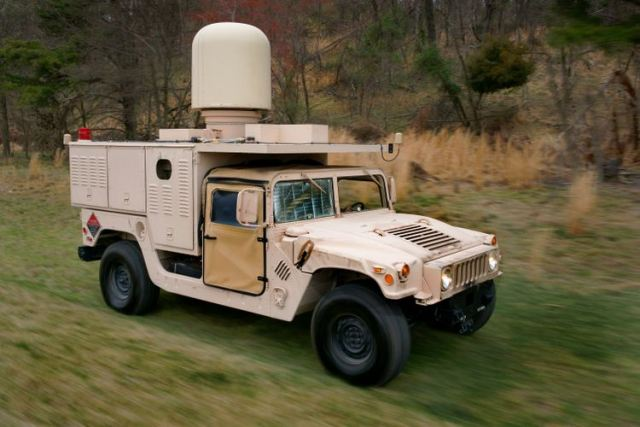 The U.S. Army selected Northrop Grumman Corporation's Highly Adaptable Multi-Mission Radar (HAMMR) to demonstrate its multi-mission capability at the 2017 counter-rocket, artillery and mortar (C-RAM) test at Yuma Proving Ground earlier this year.