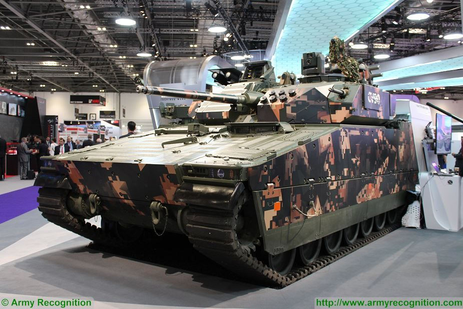 Czech optical sight Meopta for BAE Systems CV90 armored 925 001