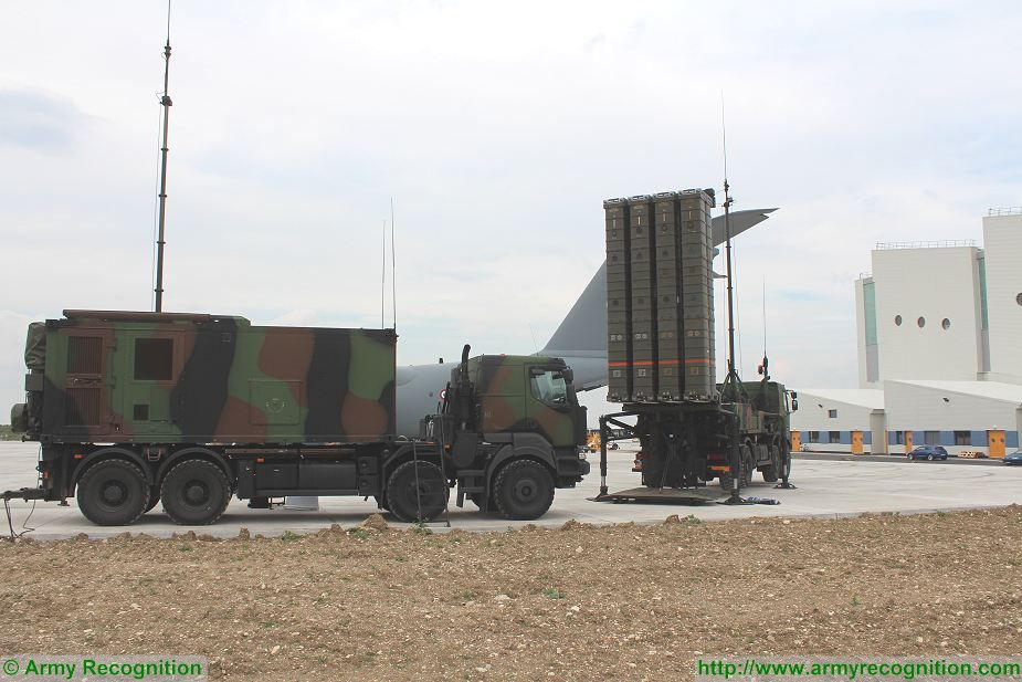 France and Turkey work together to acquire SAMP T air defense missile system 925 001