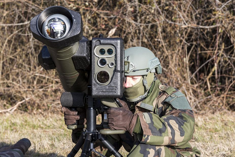 French army takes delivery of first MMP surface to surface Medium Range Missile 925 001