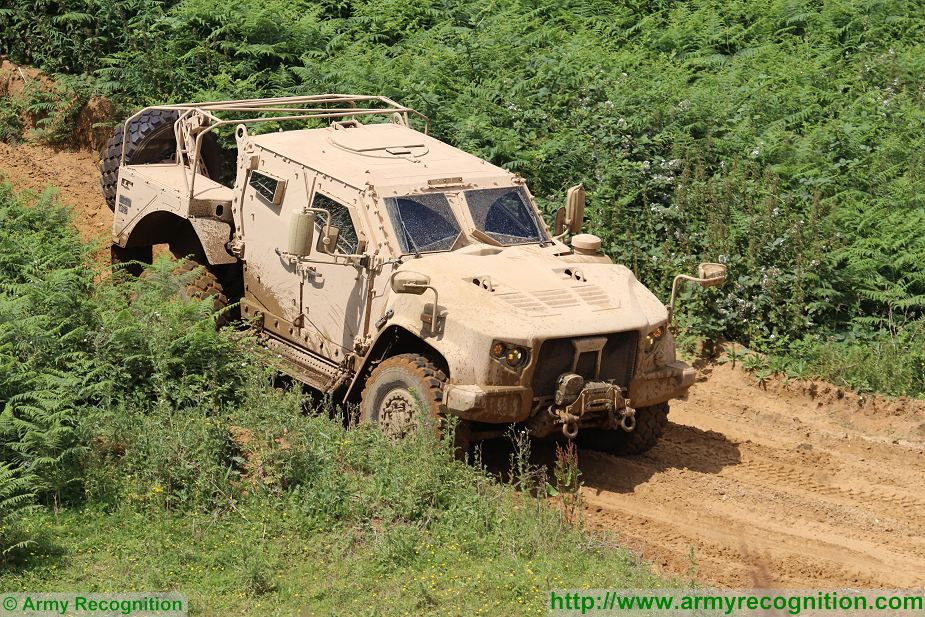 Lithuania shows interest to purchase 200 US L ATV MRAP vehicles 925 001