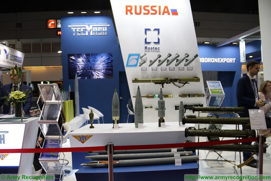 Russia becomes a global leader for the supply of military equipment 925 001