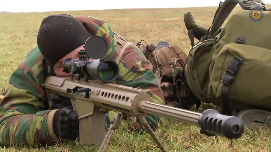 A Belgian sniper squad wins the 2017 European Best Sniper Squad competition 925 001