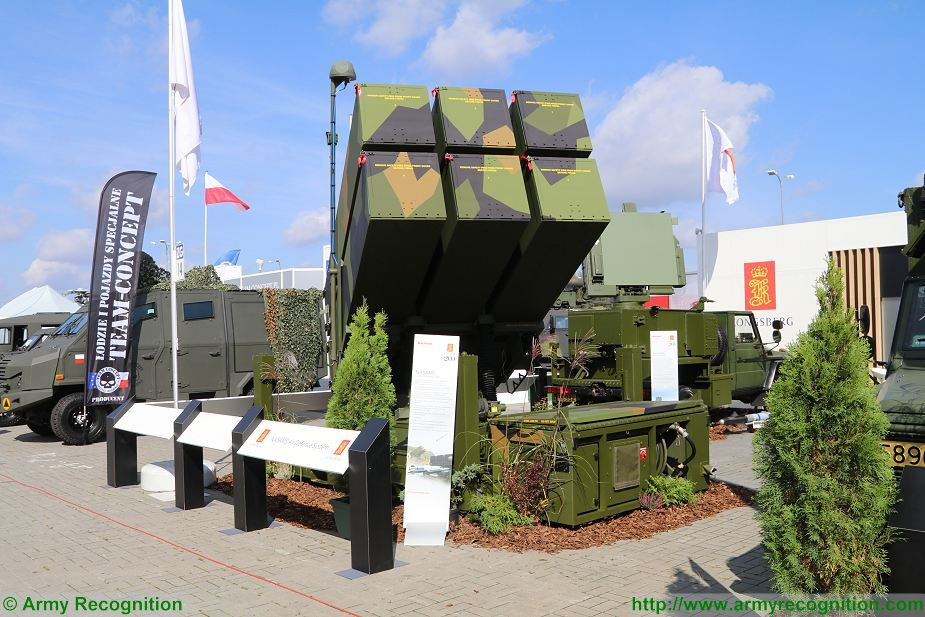 Kongsberg from Norway to deliver NASAMS air defense missile system to Lithuania 925 001