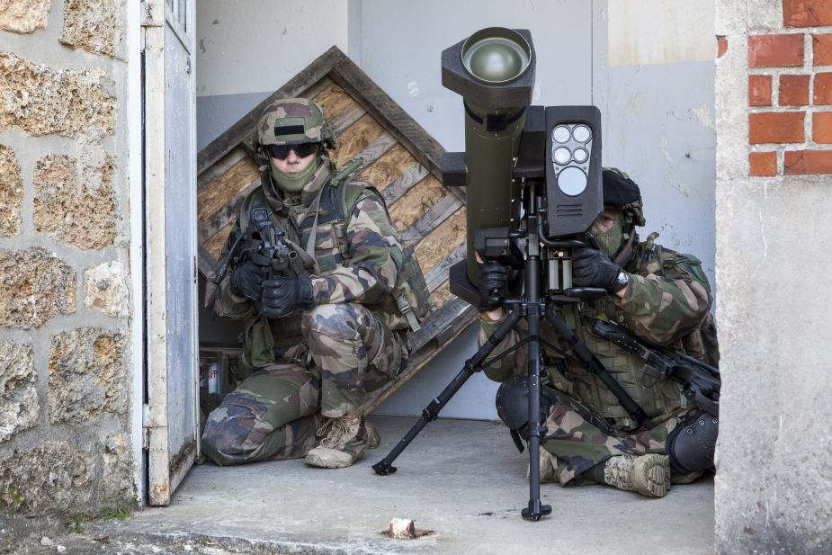 MBDA MoU with Australian Company for MMP anti tank guided missile Land 400 program 925 001