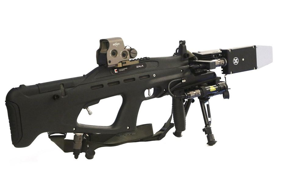New Russian Rex 1 anti drone rifle system ready to be tested 925 001