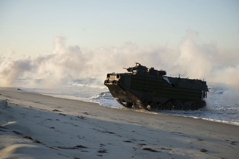 New concept of United States armed forces amphibious capabilities during exercise Dawn Blitz 2017 925 003