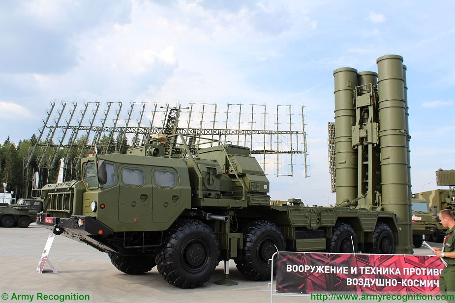 S 400 air defense missile system will be on combat duty in Sevastopol Februray 2018 925 001