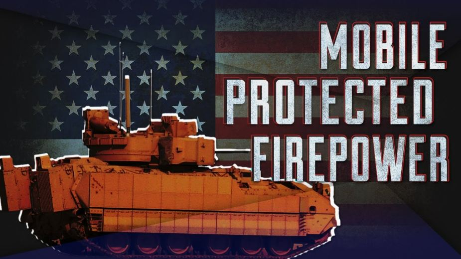 US Army will ask proposals for lightweight armored combat vehicle Mobile Protected Firepower MPF program 925 001