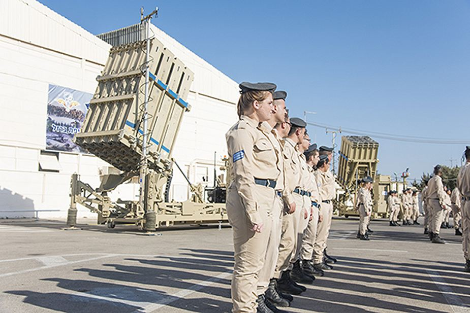 Israeli Air Force IAF has created second battalion of Iron Dome air defense system 925 001