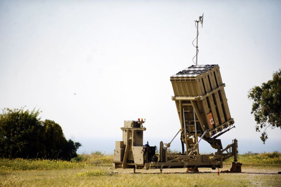 Israeli Air Force IAF has created second battalion of Iron Dome air defense system 925 002