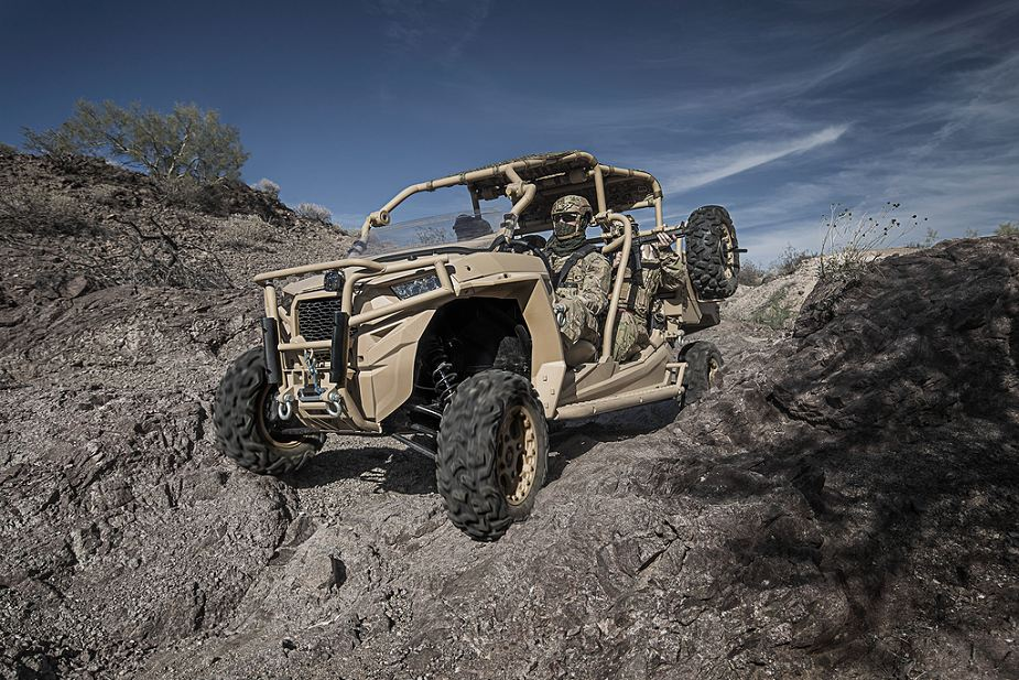 More Polaris MRZR D Utility Task Vehicles for US Marine Corps 925 001
