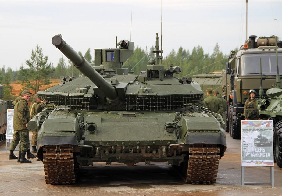 New upgraded T 90M main battle tank could be delivered to Russian arùy in 2018 925 001