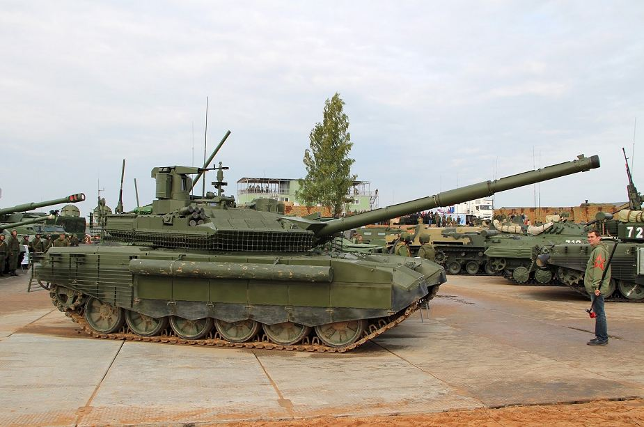 New upgraded T 90M main battle tank could be delivered to Russian arùy in 2018 925 002