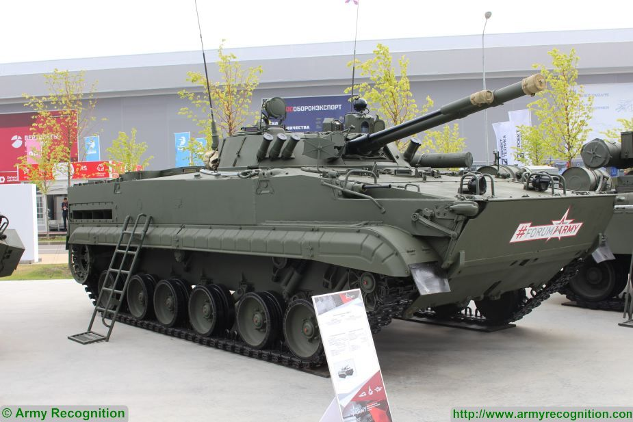 Russia to complete delivery of BMP-3 IFV to Azerbaijan