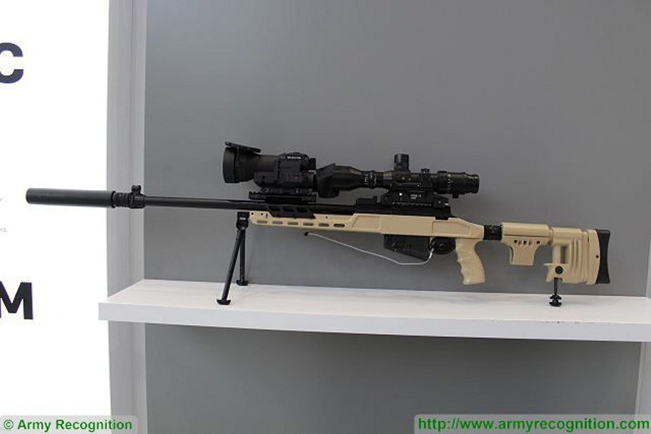 Kalashnikov to deliver SV 98M sniper rifles to Russian National Guard