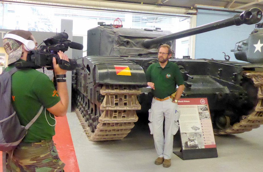 The main battle tank history summarized on Army Recognition web TV