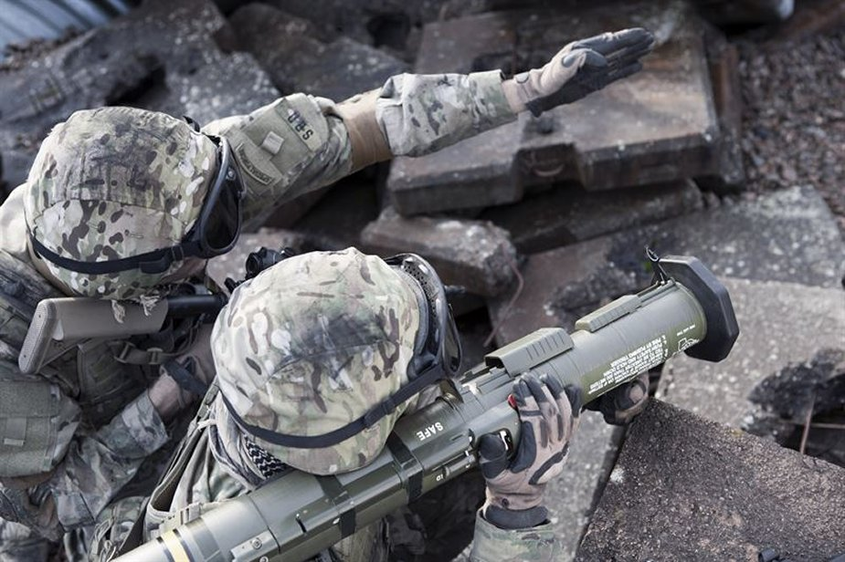 US Army orders more Saab AT4 anti armor weapon systems