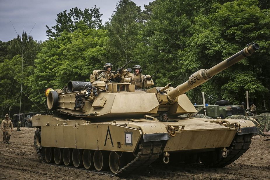 c9407939ac898d US Army will receive 100 more M1A1 tanks upgraded to M1A2 Sep V3 standard  925 001