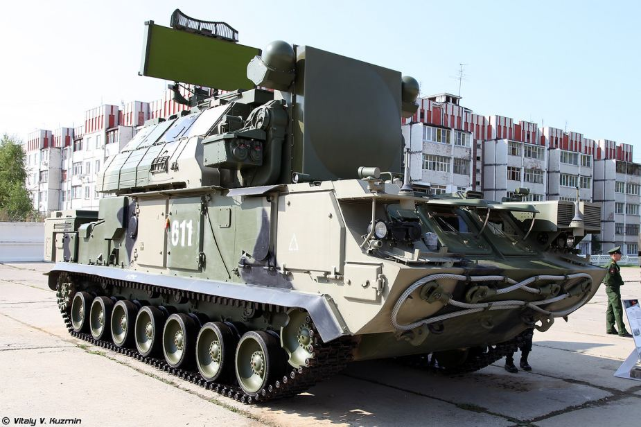 Armenia will receive Russian Tor M2 air defense missile systems 925 001