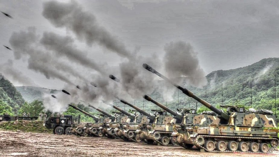First batch of K9 Vajra T self propelled 155mm howitzers delivered to Indian army