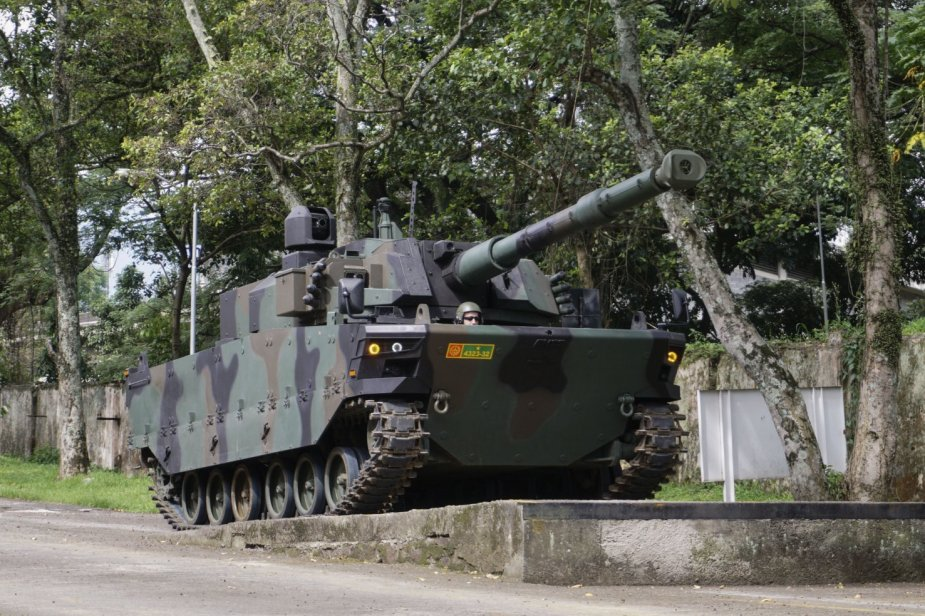 Indonesia Tiger medium tank to be mass produced soon