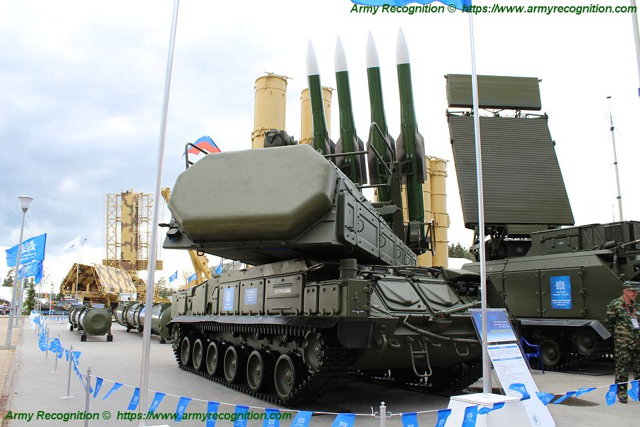 Kazakhstan plans to purchase one additional Russian Buk M2E missile battalion 925 001