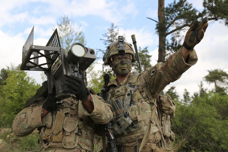 Latvia will receive Stinger MANPADS missile purchased from Denmark 925 001