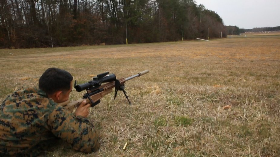 Mk 13 Mod 7 to become primary sniper rifle in USMC
