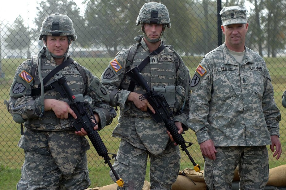 Plans for short-notice deployments of US National Guard ...