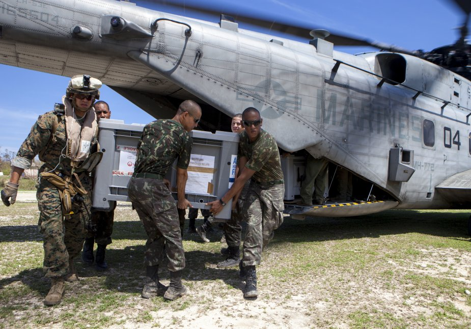 USMC to lay groundwork for multinational amphibious task force
