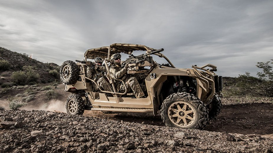 US Army purchases 20 Polaris MRZR X vehicles for testing