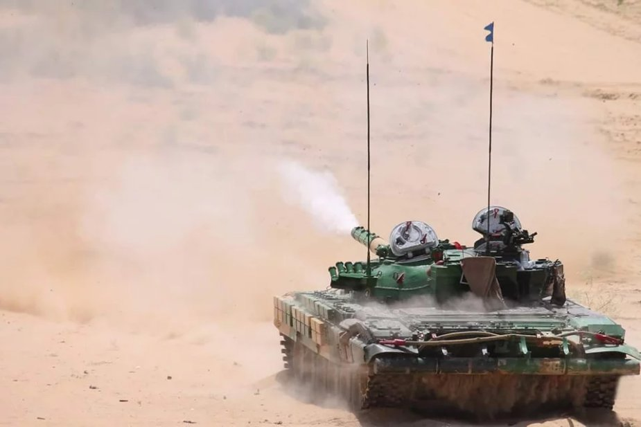 India to buy 1000 engines for its T 72M1 Ajeya main battle tanks