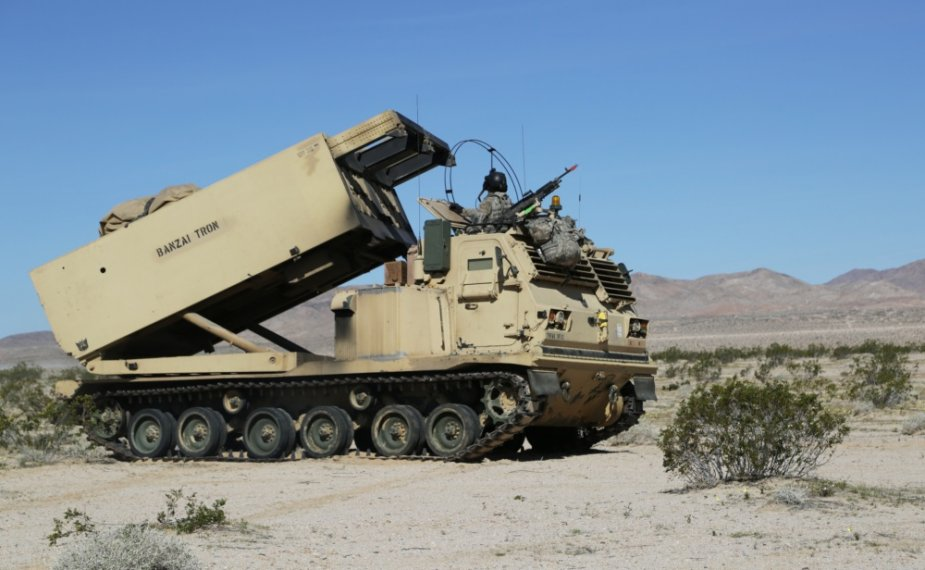 M31 Guided MLRS rockets and M57 T2K missile systems to be sold to Bahrain