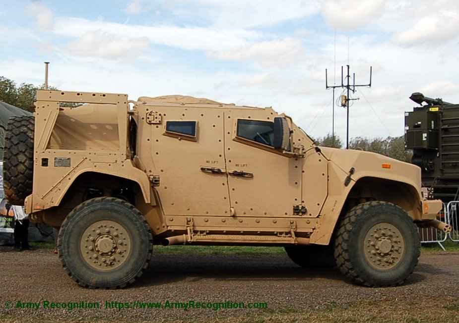 Mexico starts manufacturing light armored 4x4 vehicles