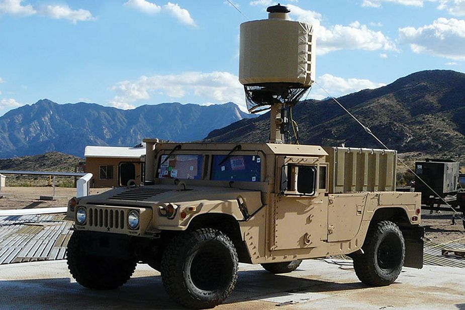 SRC will deliver ANTPQ 50 counterfire radar systems to US Army 925 001