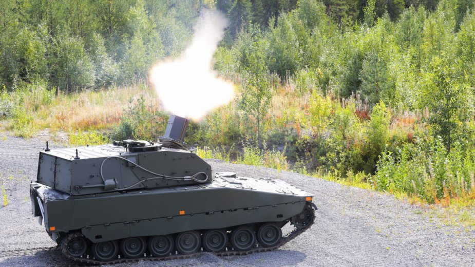 Sweden and Switzerland last customers of Strix 120mm mortar munition